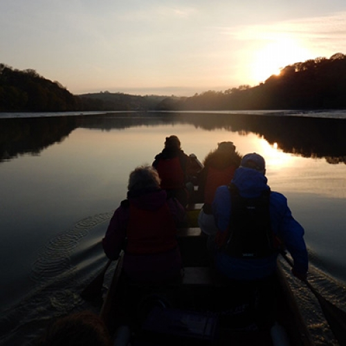 Dart by Moonlight Overnight Camp with Canoe Adventures