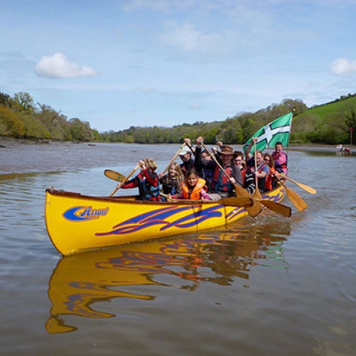 Friends & Family trip with Canoe Adventures