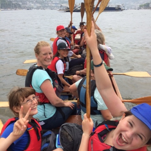 School days out in devon with Canoe Adventures