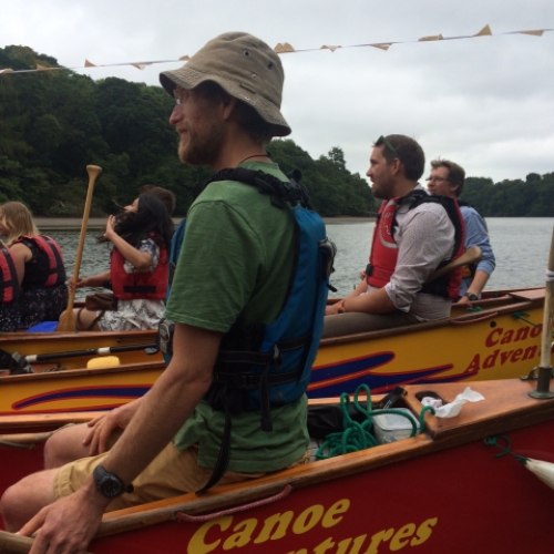 Skippers guides with Canoe Adventures