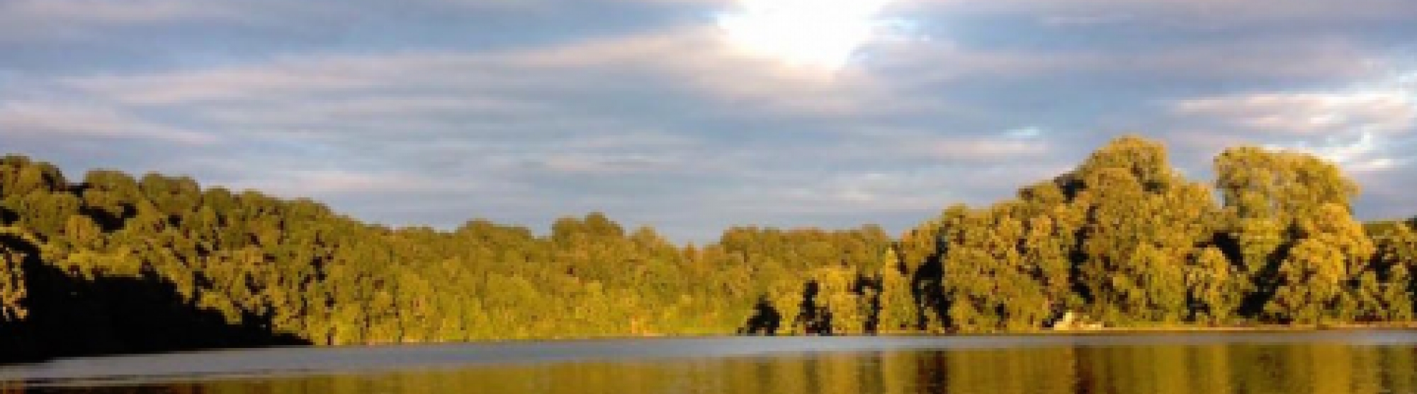 River Dart landscape with canoe adventures