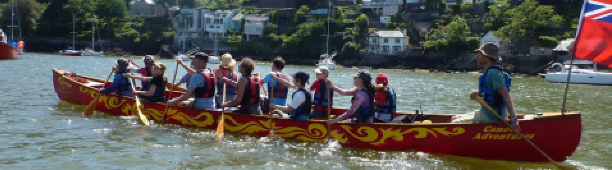 Canoe Adventures Devon